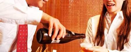 飲めない嬢の回避法